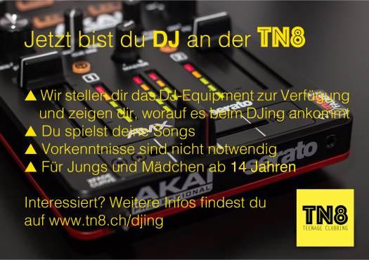 DJING TN8
